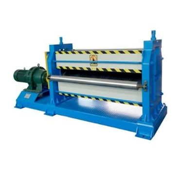 Metal Sheet Embossing Machine with 3mm thickness