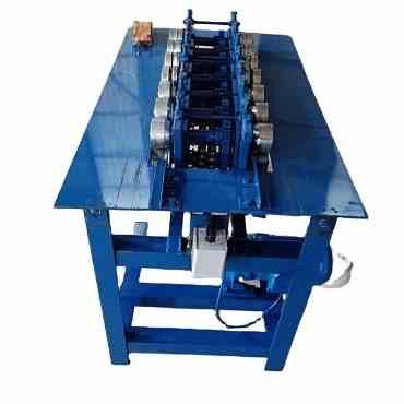 Pittsburgh Lock Hem Forming Machine