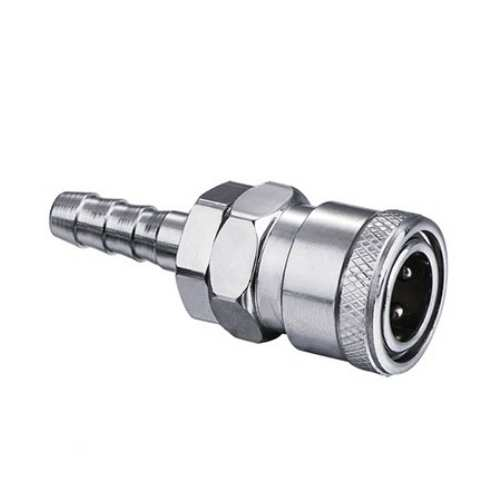 Quick Release Connect Hydraulic Fitting