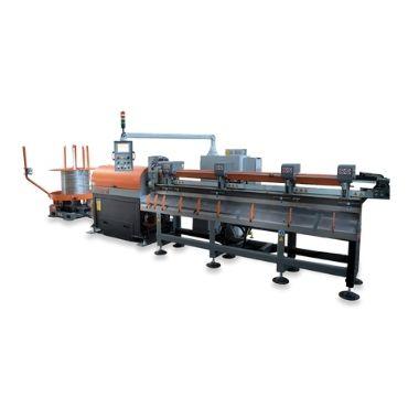 Rotating Sheet Straightening Machine