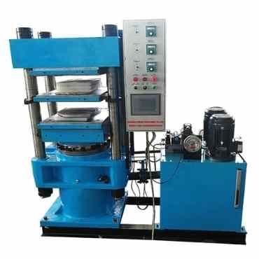 Rubber Hydraulic Vulcanizing Press Machine