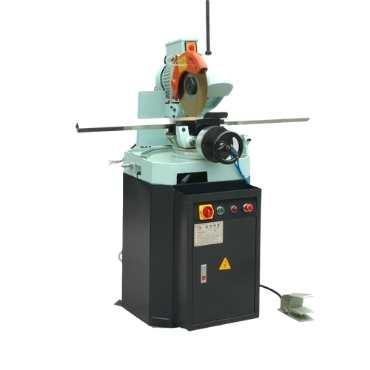 Semi-Automatic Pipe Cutting Machine