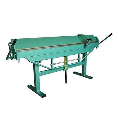 Semi automatic Sheet Metal Bending Machine