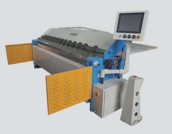 Sheet Metal Punching Machine video image