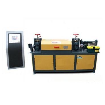 Sheet Straightening Cut to Length Machine