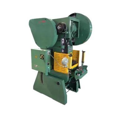 Single Crank Sheet Metal Stamping Machine