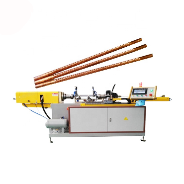 Spiral Corrugated Pipe Twisting Machine