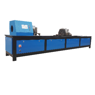 Stainless Steel Pipe Twisting Forming Machine