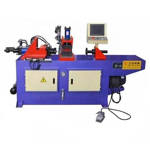Steel Wire Pipe End Forming Machine