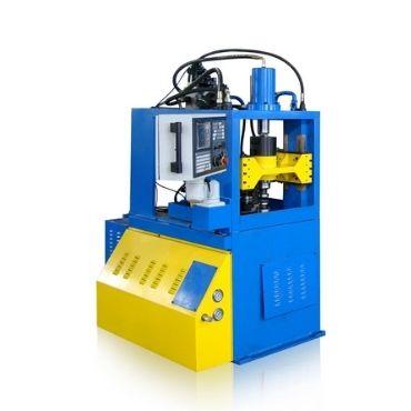 Heat Exchanger Processing Spinning Machine