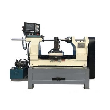 High Speed Alloy Machinery Aluminium Spin Precision Lathe Spinner Metal Sheet CNC Spinning Machine