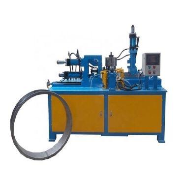 Hydraulic Flange Spinning Machine Automatic Flanging Bending Machine