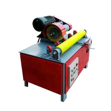 Commercial Steel Pipe Rod Polishing Machine