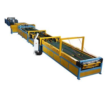 a Rectangular Duct Fabrication Machine