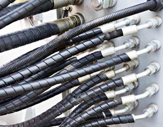 hydraulic rubber hose video